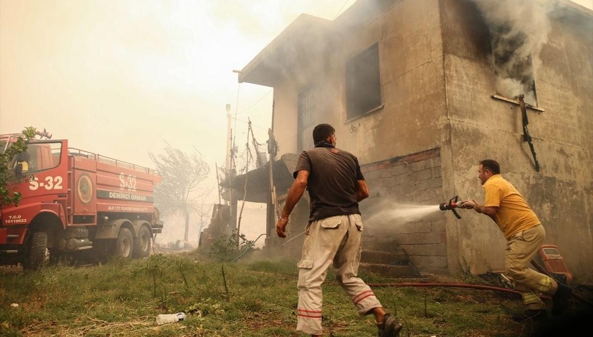 Antalya Manavgat'ta felaketin boyutu gün ağarınca ortaya çıktı