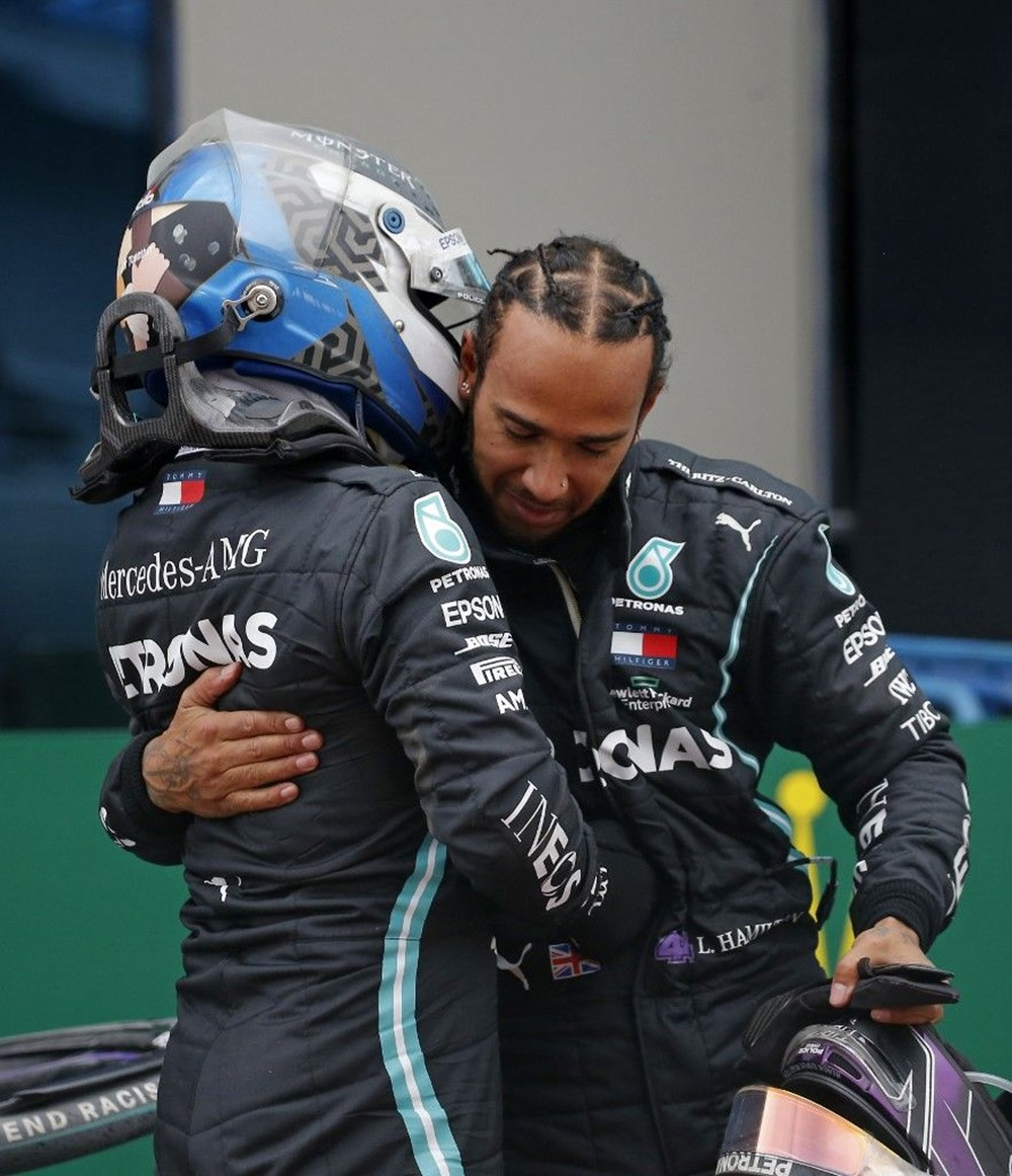 Lewis Hamilton 7. kez dünya şampiyonu - 7