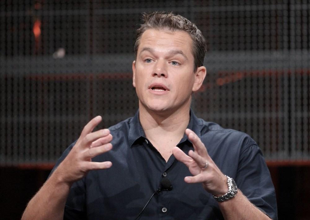 Matt Damon, Thor: Love and Thunder kadrosuna katıldı - 2