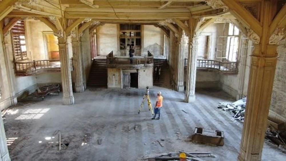 Büyükada Rum Yetimhanesi'nin son hali: İçi görüntülendi - 2