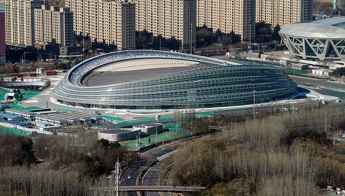 China's goal is to combine technology and winter games (Tekno Hayat)