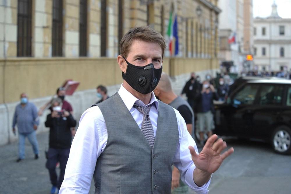 Tom Cruise'lu Görevimiz Tehlike 7 filmi böyle çekiliyor - 2