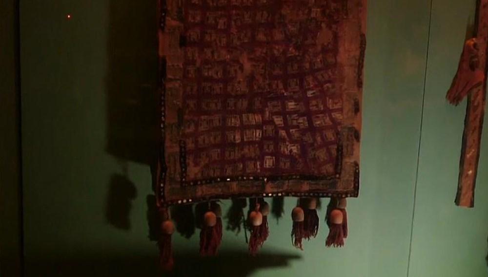 2500 yıllık Türk motifli halının sırrı çözüldü - 3