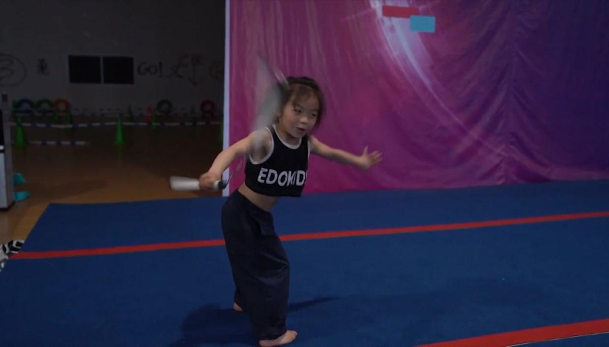 Little Bruce Lee's