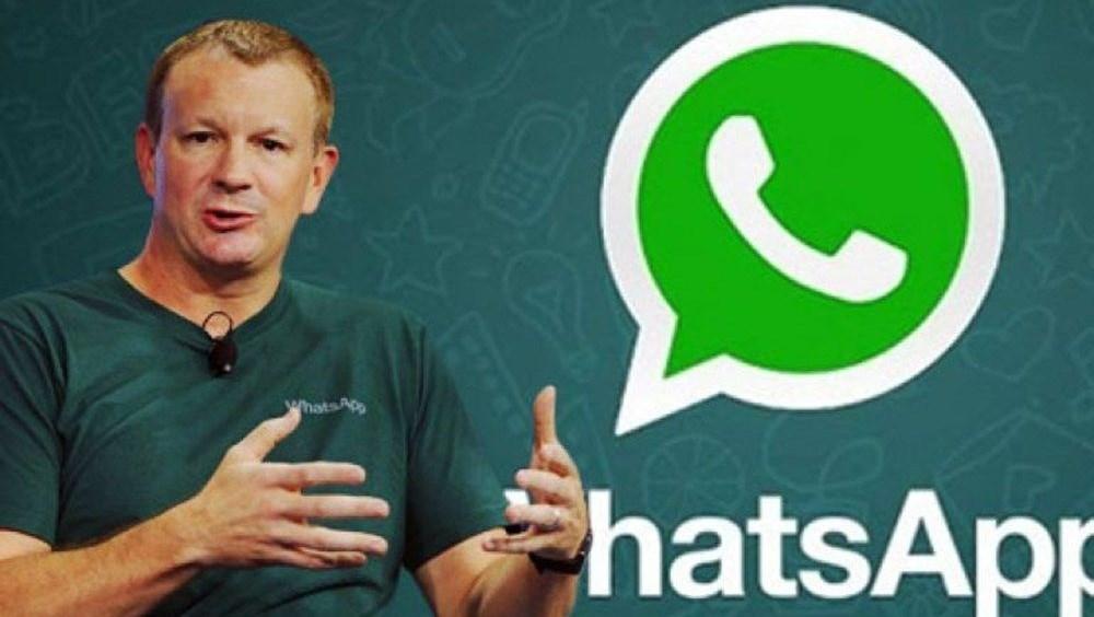 Signal'in kurucusundan WhatsApp itirafı