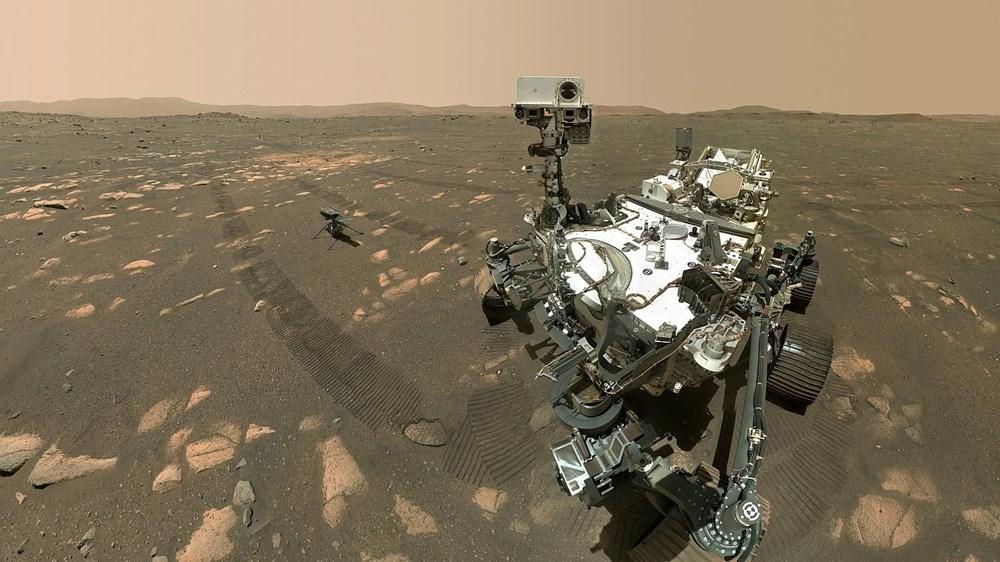 NASA'nın InSight aracı Mars'ta meydana gelen en şiddetli depremi kaydetti - 6