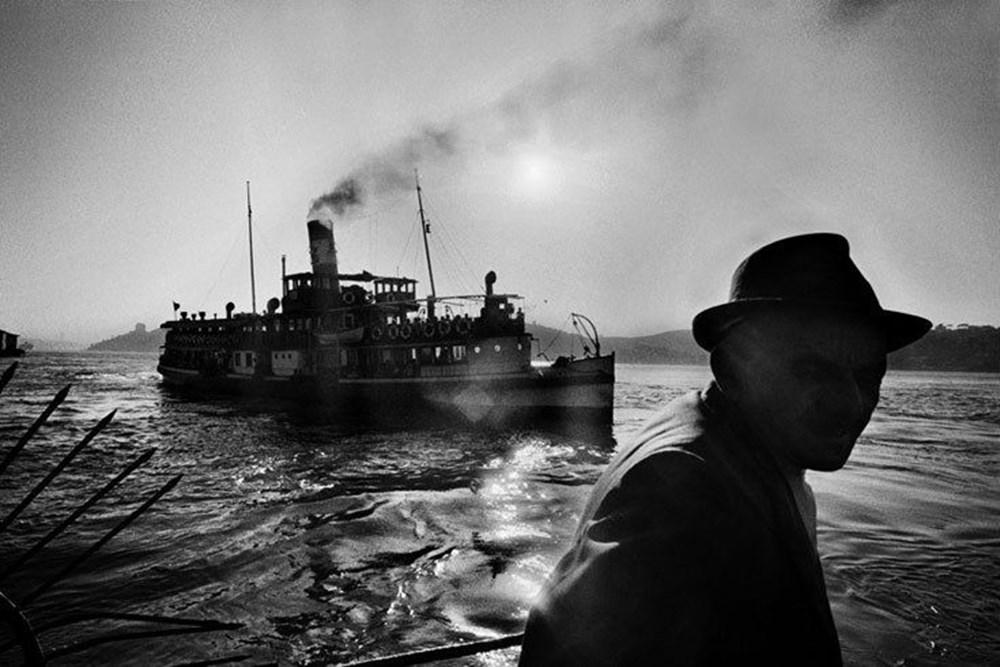 Vefatının ikinci yılında Ara Güler'in objektifinden İstanbul fotoğrafları - 21