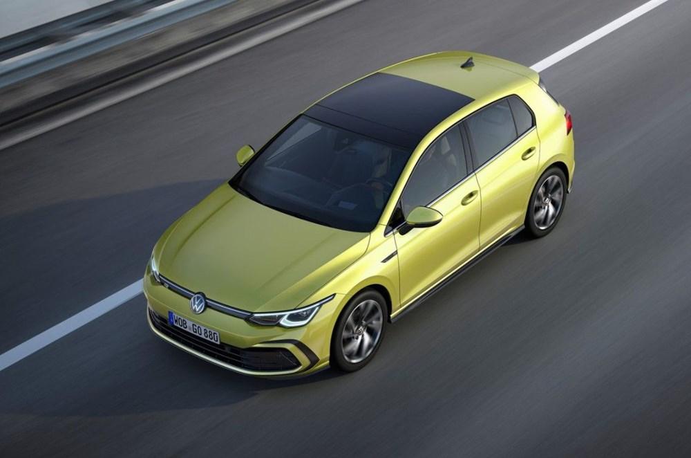 Yeni Volkswagen Golf Türkiye'de (Fiyatı belli oldu) - 13