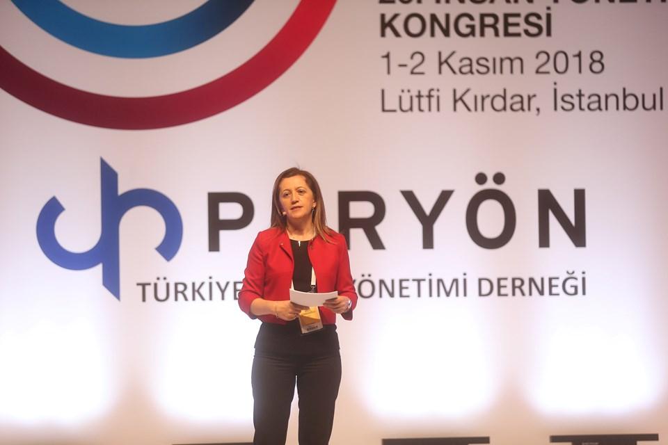 DİSK Genel Başkanı Dr. Arzu Çerkezoğlu