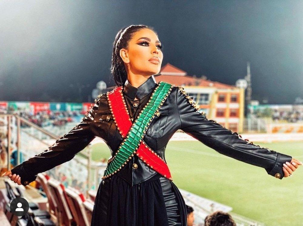Afgan popstar Aryana Sayeed İstanbul'a kaçışını anlattı: Beni kafamdan vur, Taliban'a verme! - 8