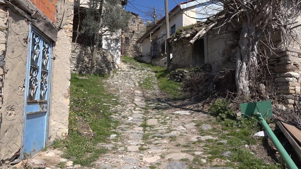 Helenistik dönemde kurulan Attouda Antik Kenti'nde yaşam devam ediyor - 7