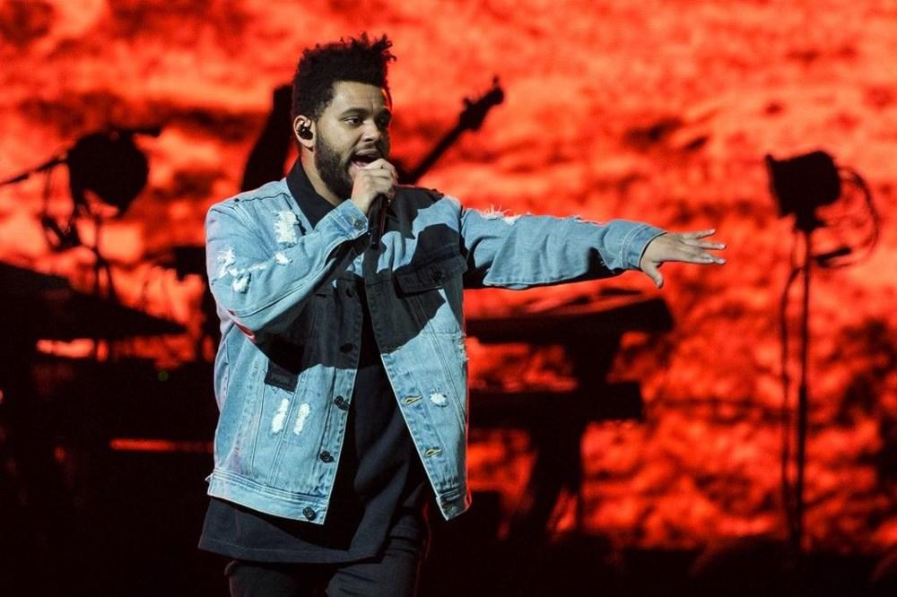 2021 Super Bowl'un devre arasında The Weeknd sahne alacak - 2