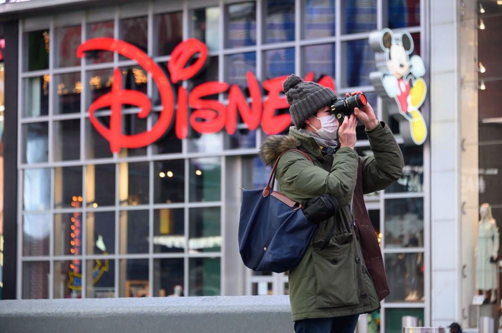 Disney stüdyolarına yıldırım düştü - 2
