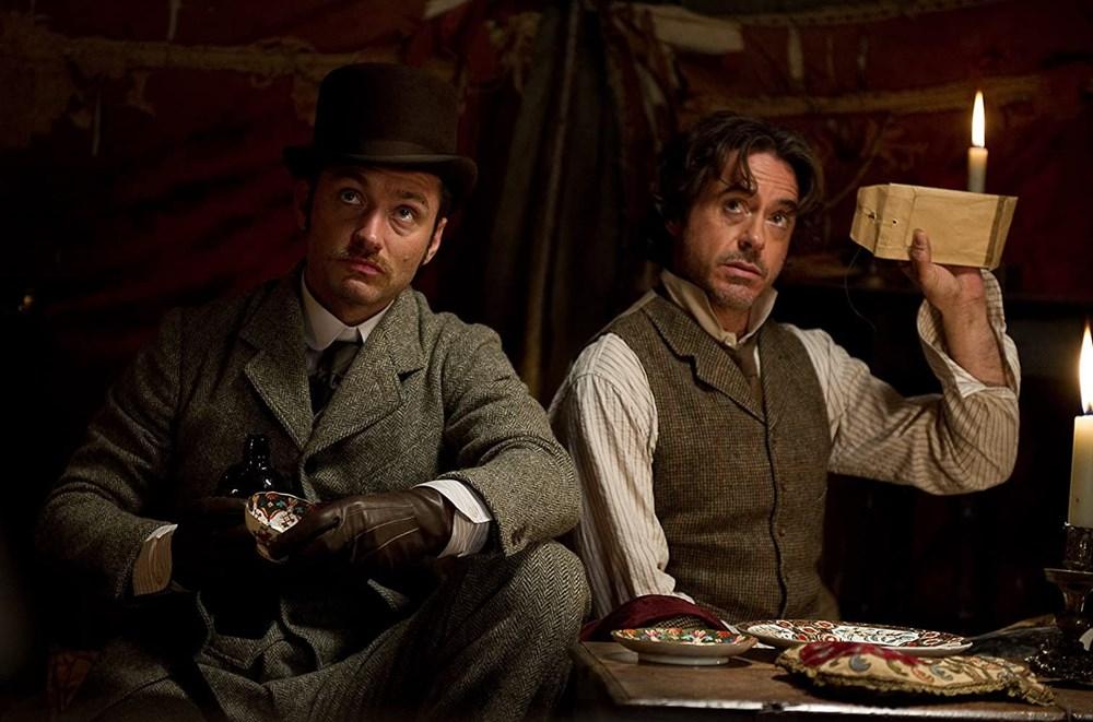 Robert Downey Jr. Sherlock Holmes evreni oluşturmak istiyor - 7