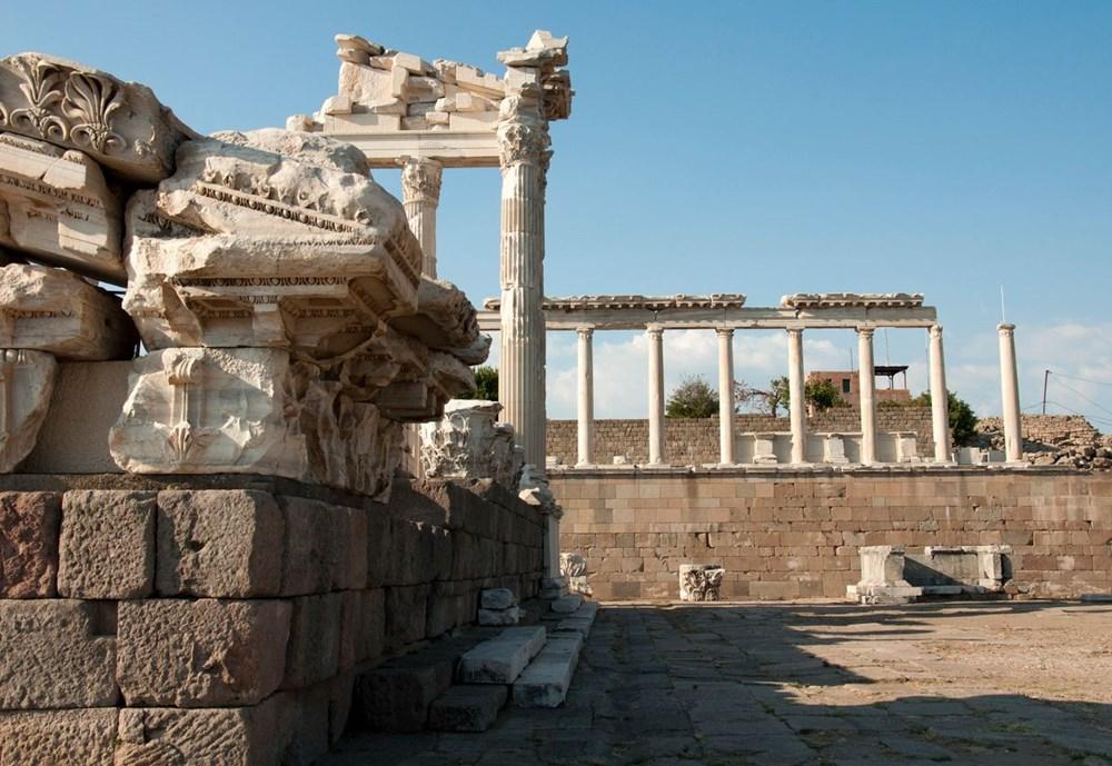 Türkiye'nin 'cehenneme' açılan  kapısının binlerce yıllık sırrı keşfedildi - 12