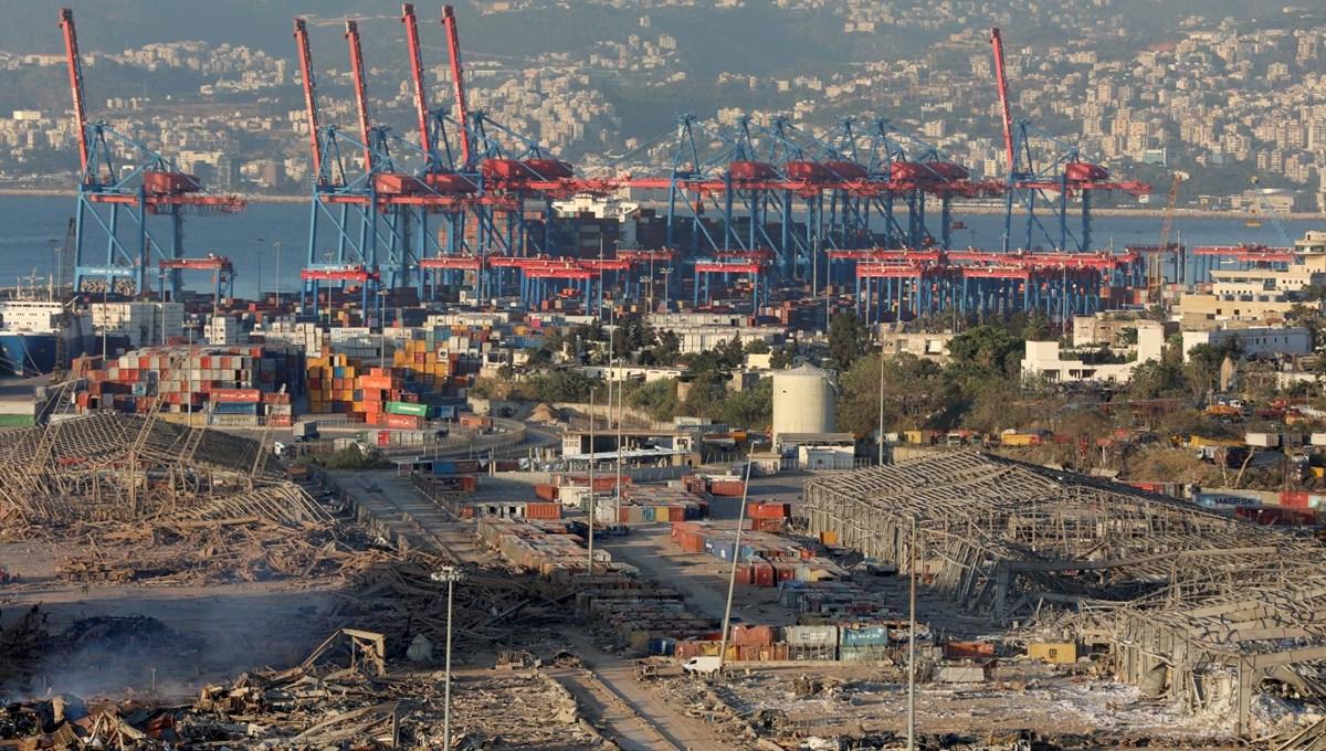 Beyrut Limanı sorumlularına ev hapsi ve yurt dışına çıkış yasağı