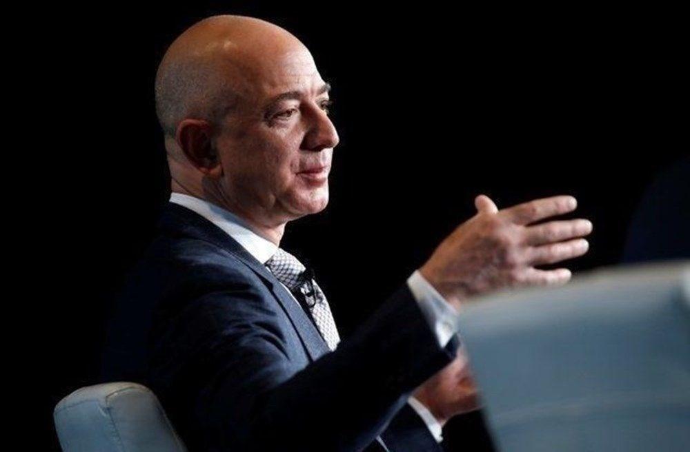 Jeff Bezos servetiyle rekor tazeledi - 8