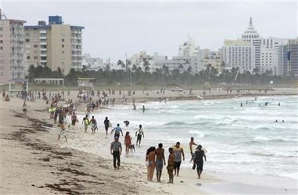 Corona virüs önlemi: Miami'nin tüm plajları kapatılıyor - 6