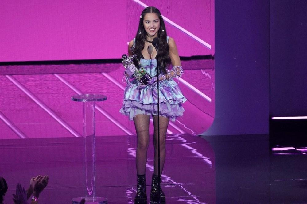 2021 MTV Video Müzik Ödülleri sahiplerini buldu - 14
