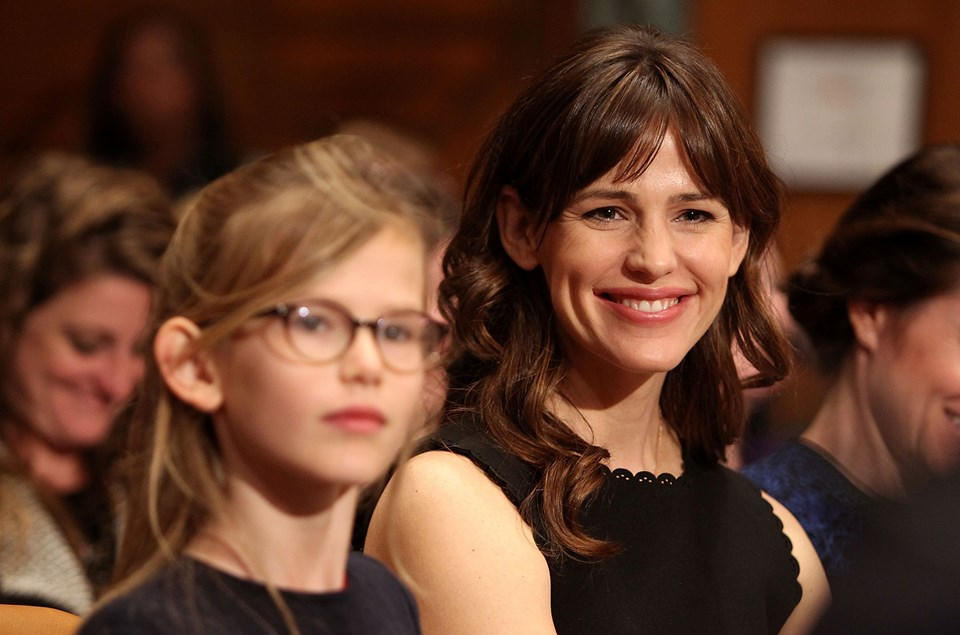 Ünlü yıldızların Violet Anne, Samuel Garner ve Seraphina Rose Elizabeth isimli 3 çocukları var.