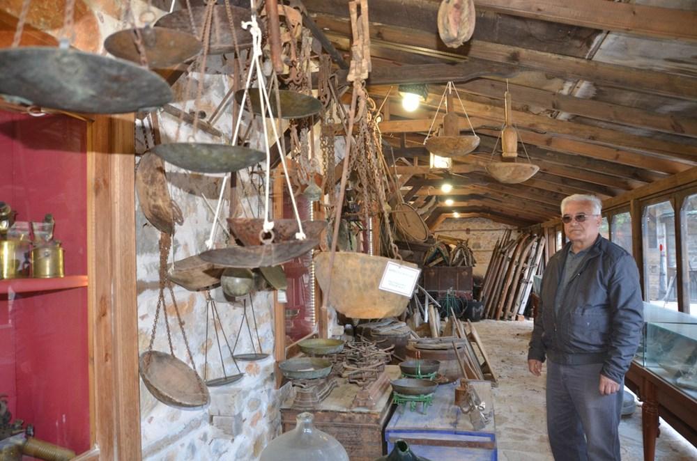 7 binden fazla materyal Türk Folklor Müzesi'nde - 6