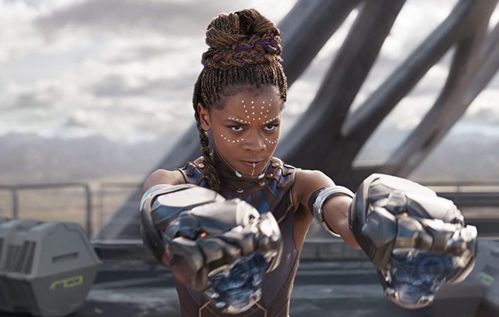 Letitia Wright: Kadınlardan oluşan Yenilmezler (Avengers) zaman meselesi - 3