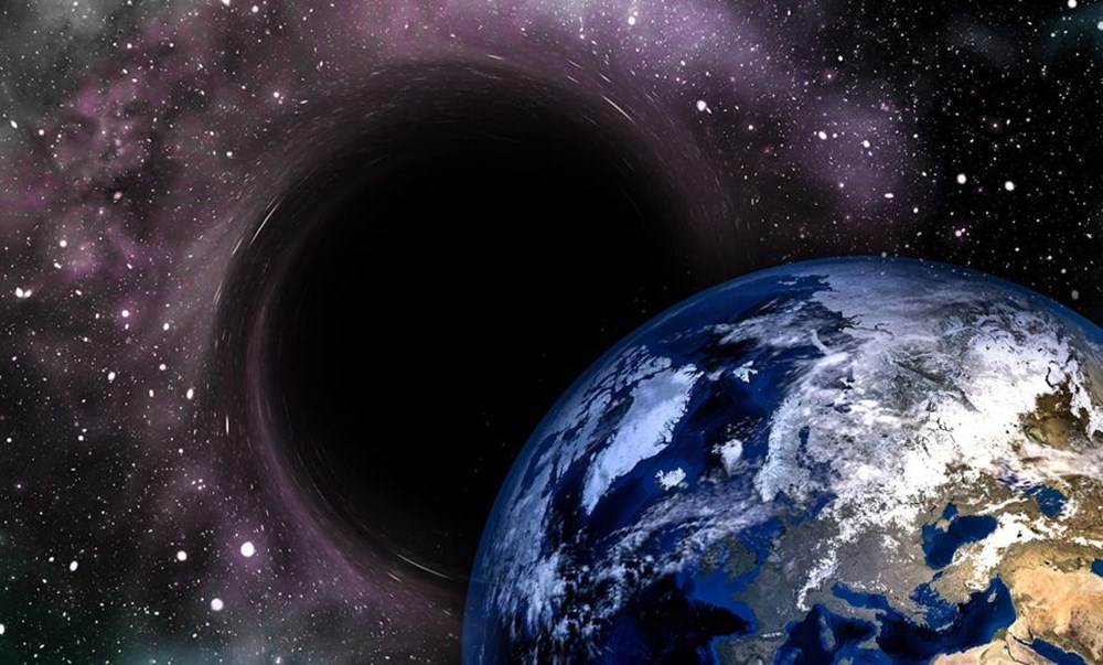 Harvard University: Dozens of giant black holees could destroy everything in Milky Way - 11