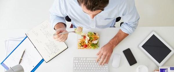 Ofiste sağlıklı beslenme için 5 altın kural