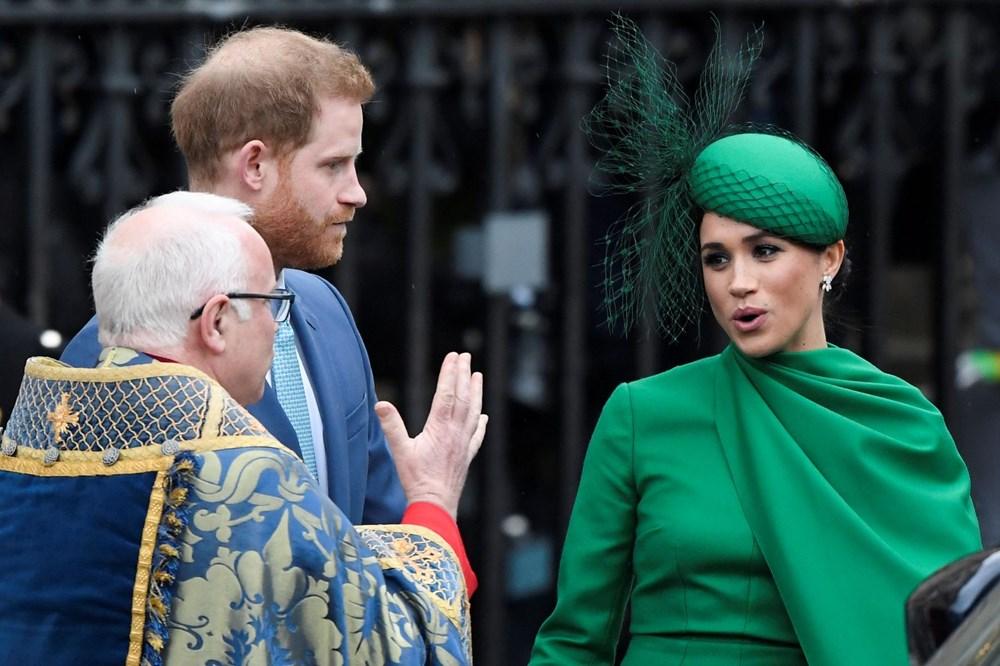 Prens Harry ve eşi Düşes Meghan Markle ikinci çocuklarını beklediklerini açıkladı - 10