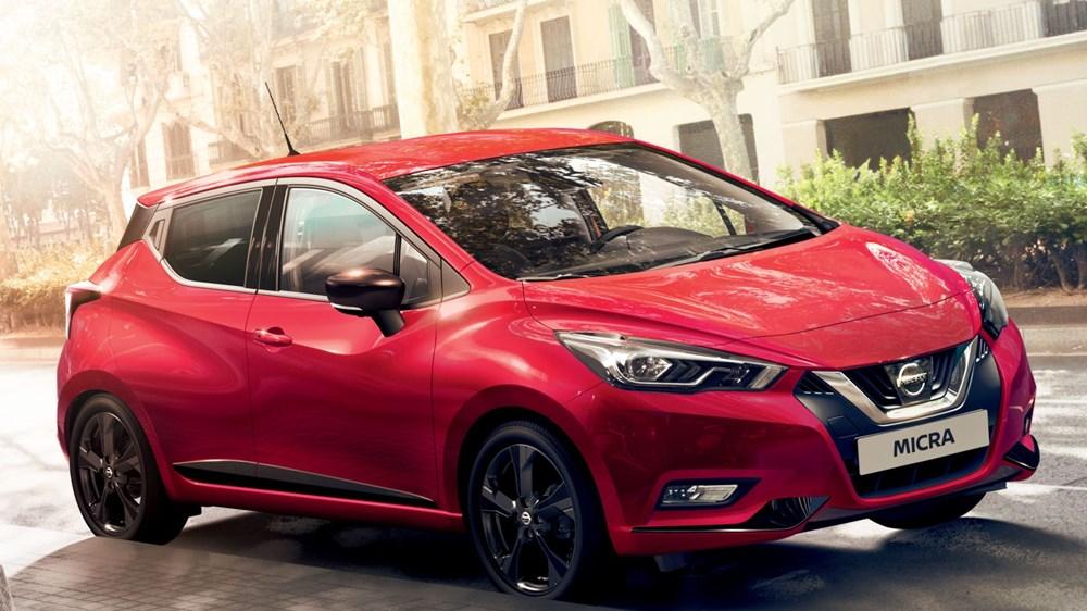<p>Nissan Micra 1.0 IG-T 100 düz vites Visia</p> <p>Kampanyalı fiyatı 135.730 TL</p>