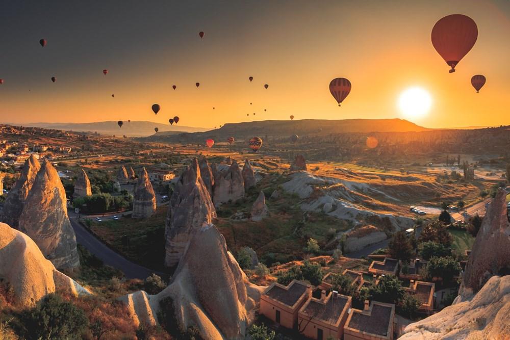 Türkiye'yi bekleyen iklim sorunları: Peribacaları yok olabilir - 1