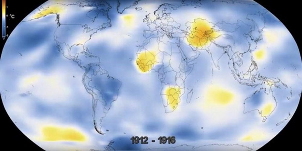 Dünya 'ölümcül' zirveye yaklaşıyor (Bilim insanları tarih verdi) - 41