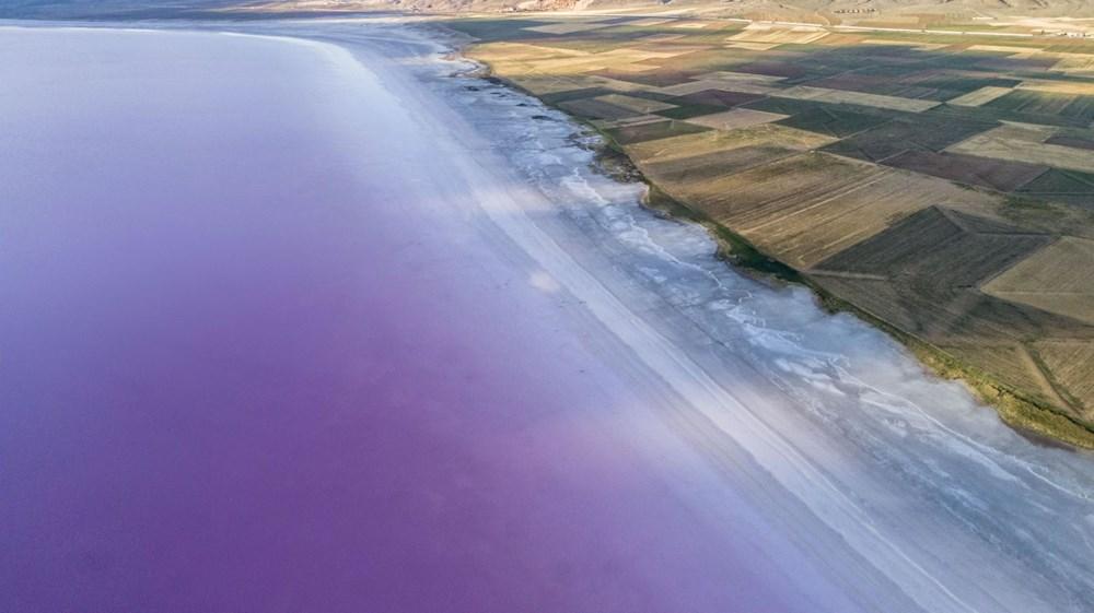 Tuz Gölü küçülüyor - 4