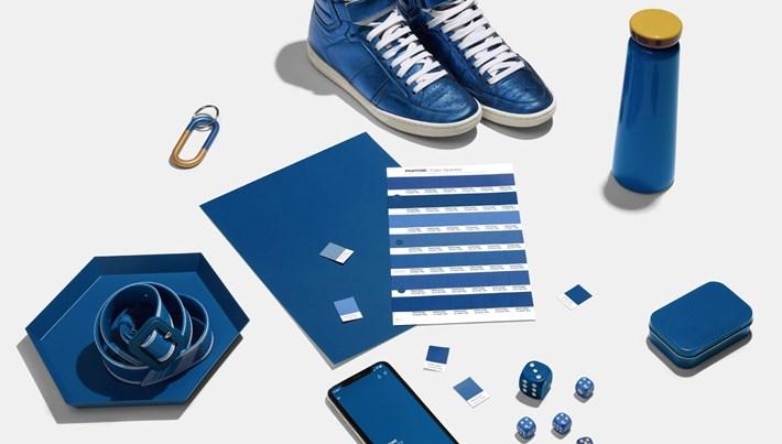 2020'nin rengi klasik mavi