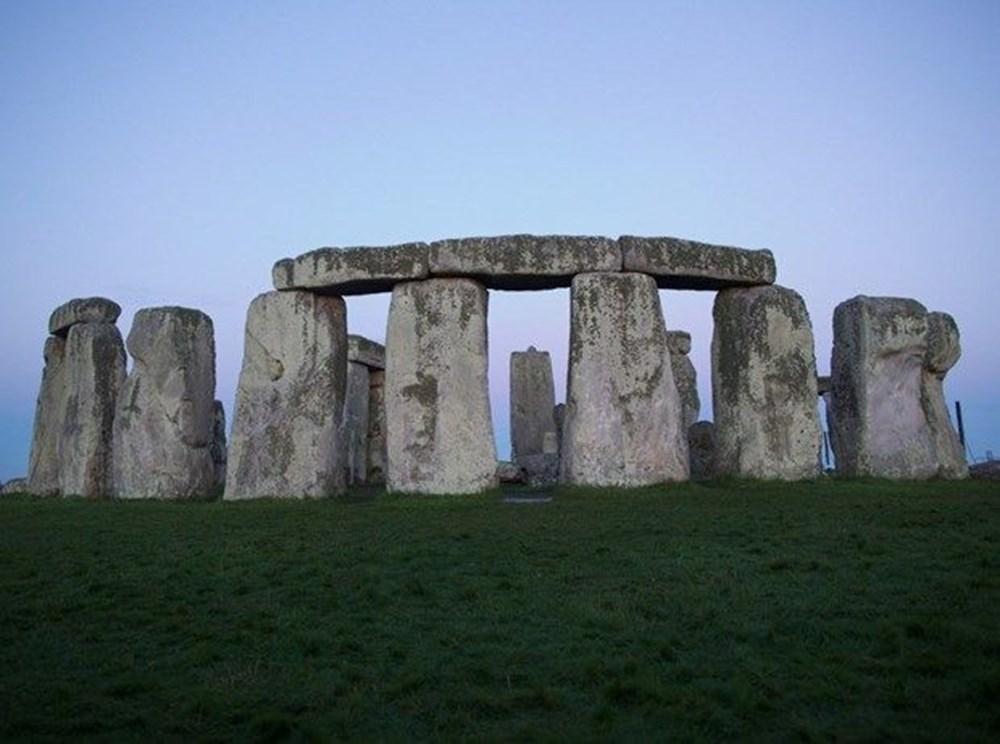 Stonehenge'teki dev kayaların nereden geldiği çözüldü - 8