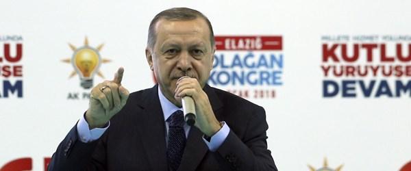 Cumhurbaşkanı Erdoğan'dan Afrin ve Münbiç mesajı