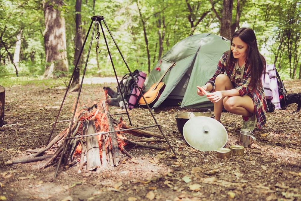Turizmde yükselen trend: Kamp tatili - 5