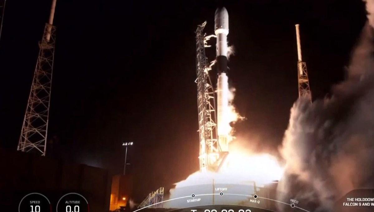 Türksat 5A uzaya fırlatıldı