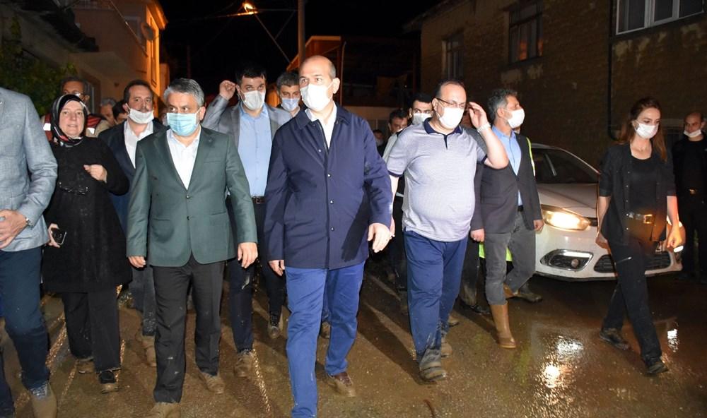 SON DAKİKA HABERİ: Bursa Kestel'deki  selde 5 ölü, 1 kayıp - 6