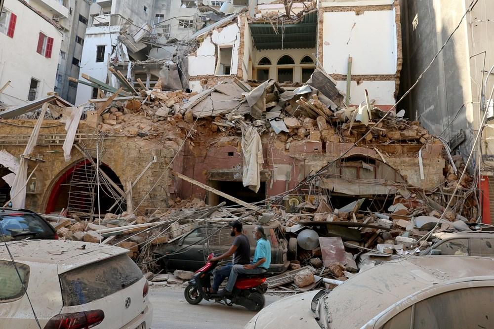Beyrut'ta patlama: 100 kişi öldü, iki hafta OHAL ilan edildi - 28
