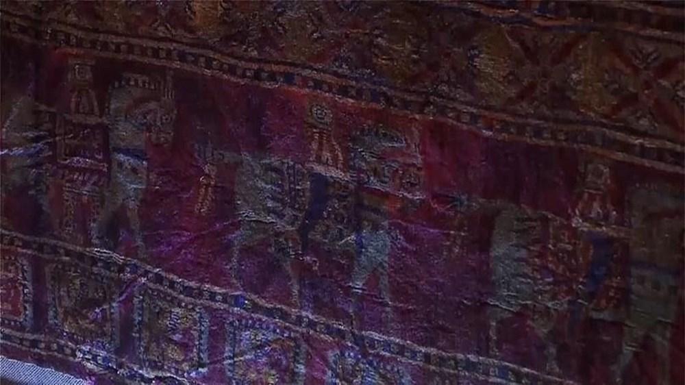 2500 yıllık Türk motifli halının sırrı çözüldü - 6