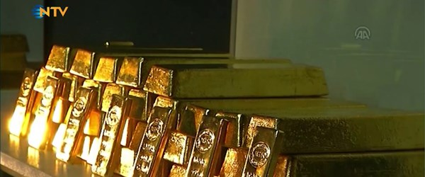Dünyada bir ilk gerçekleşti... Altın nakit ödeme aracı oldu