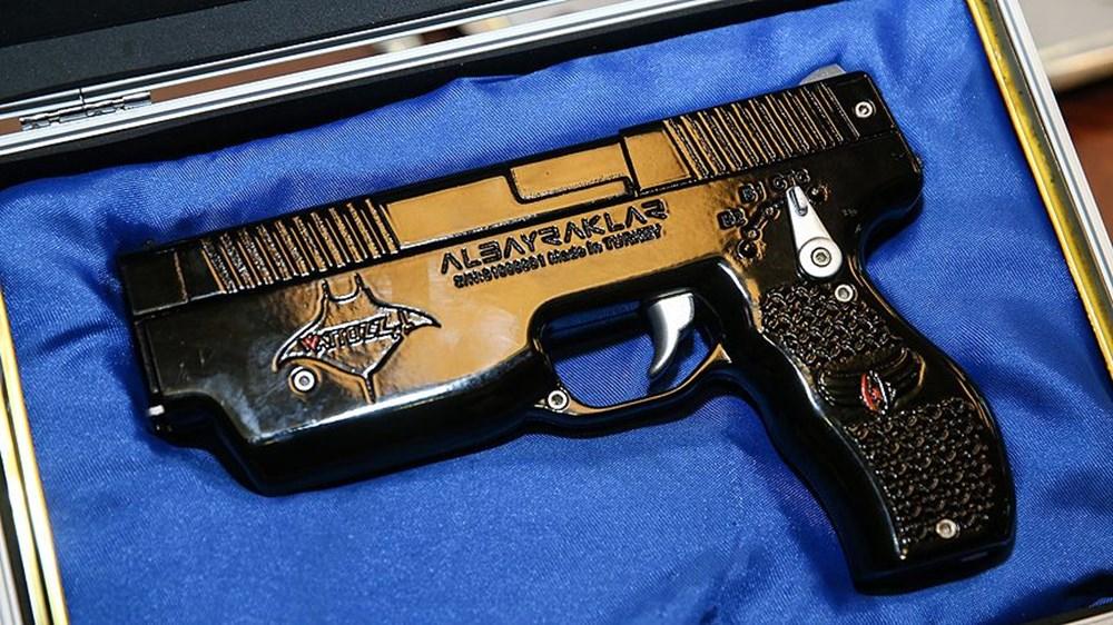 Jandarmaya yeni makineli tüfek (Türkiye'nin yeni nesil yerli silahları) - 196