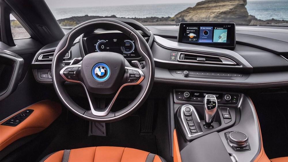 Son BMW i8 banttan indi - 4