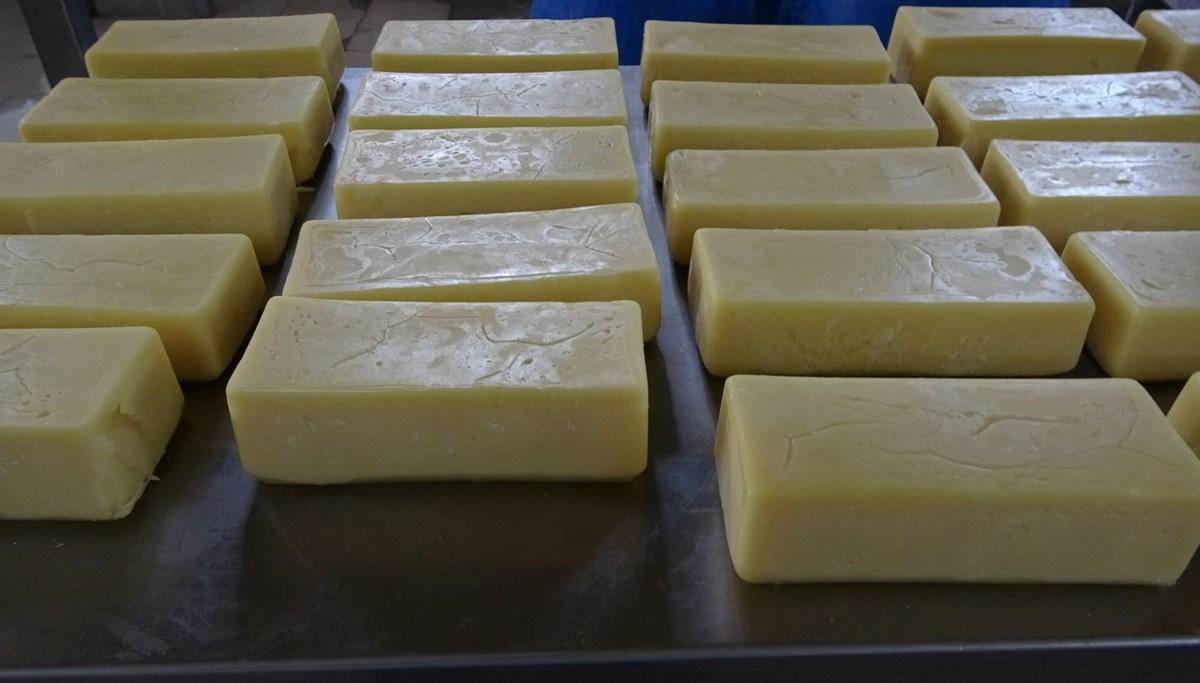 Muş'tan Karadeniz'e 120 ton mıhlama peyniri