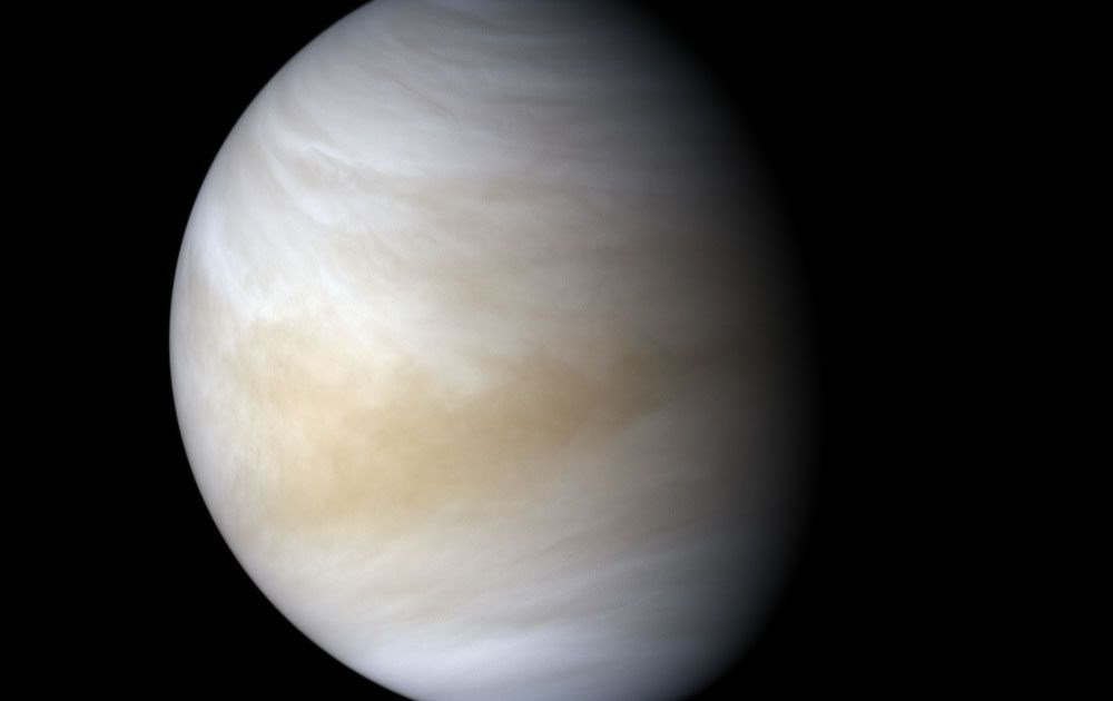 Venüs neden saat yönünde dönüyor? (İlginç bilgiler) - 2