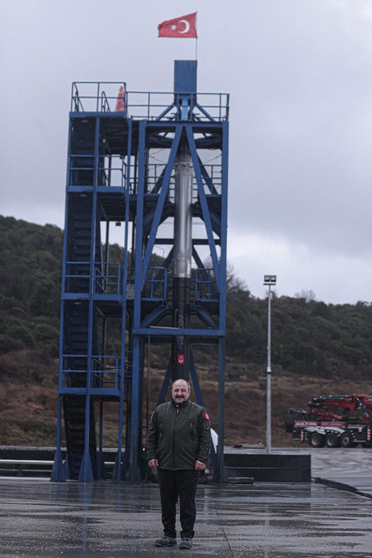 Milli Uzay Programı: Yerli roket motoru testi geçti - 29