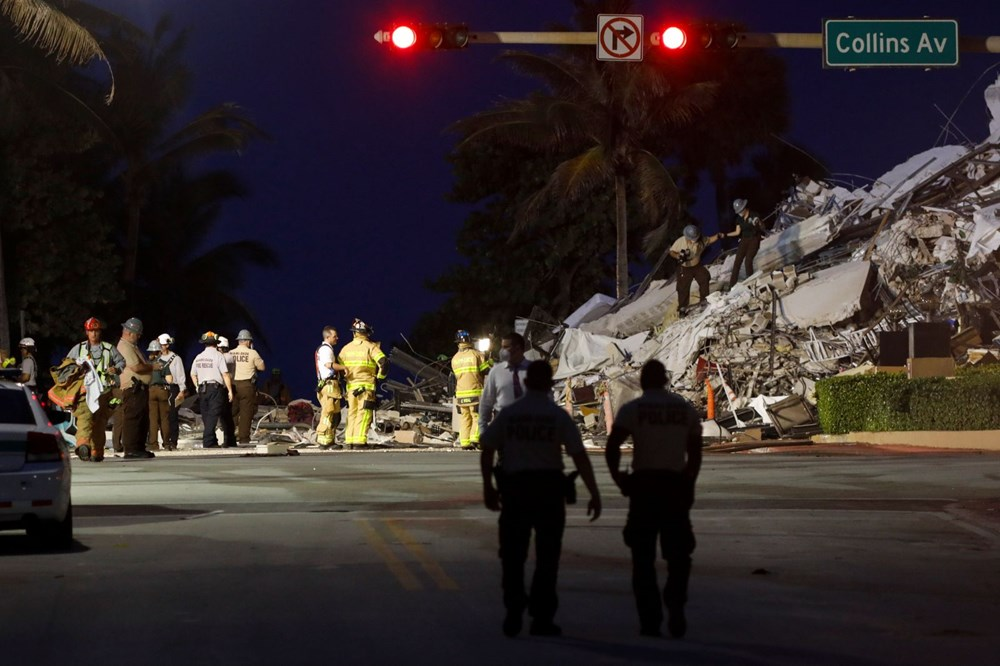 Building collapsed in the USA: Loss of life increased to 4, 159 people are missing - 2