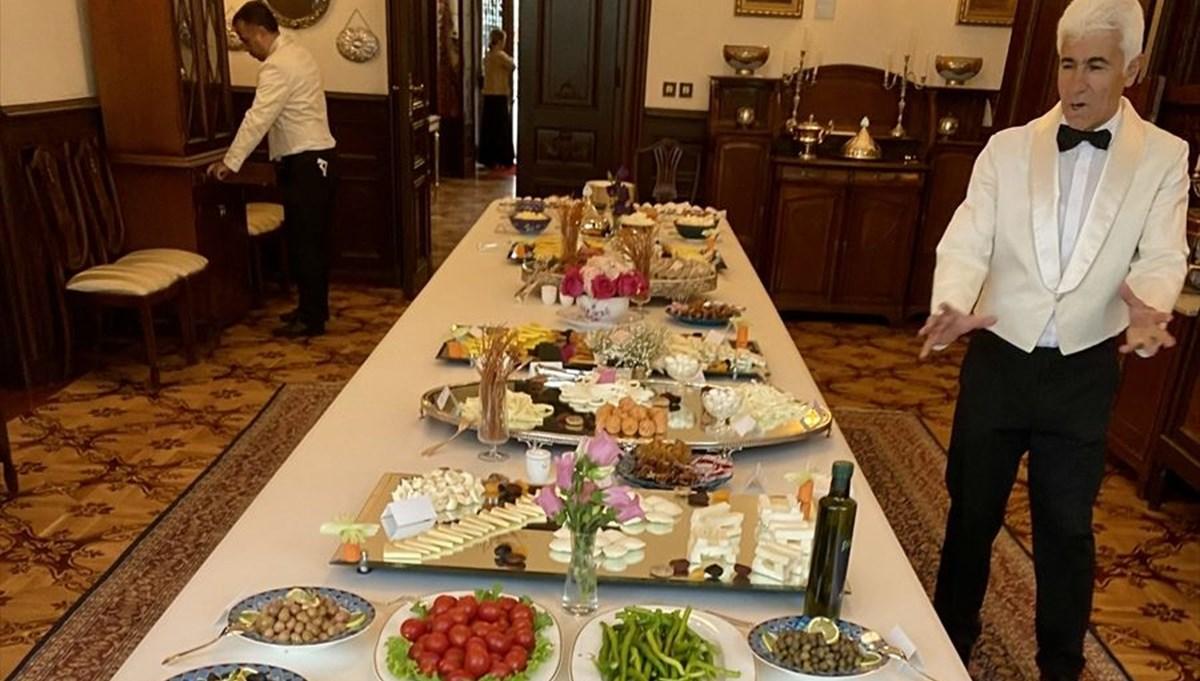 Bulgaristan'da geleneksel Türk kahvaltısı tanıtımı