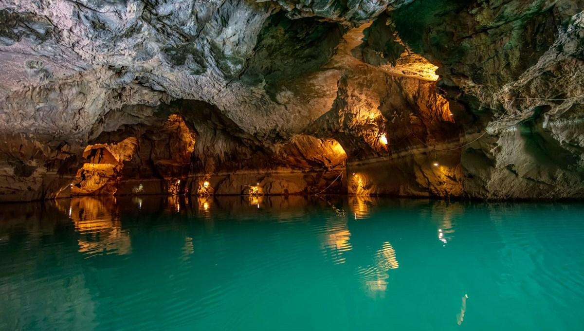 Dünyanın üçüncü, Türkiye'nin ise en uzun yeraltı gölü: Altınbeşik Mağarası